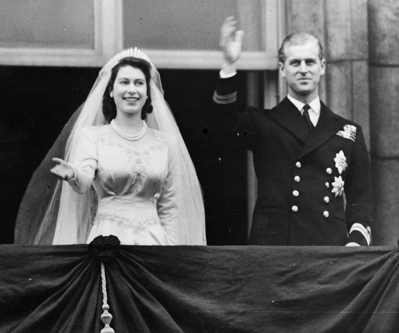 The life and times of Queen ElizabethElizabeth and Philip