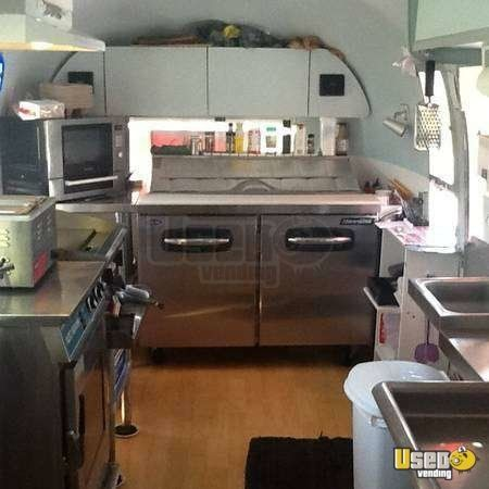 for sale used airstream concession trailer in alabama | mobile
