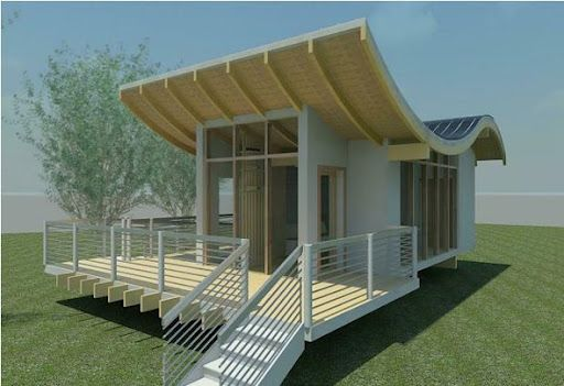 Bamboo Small Home In The Philippines | Small Houses | Pinterest ...