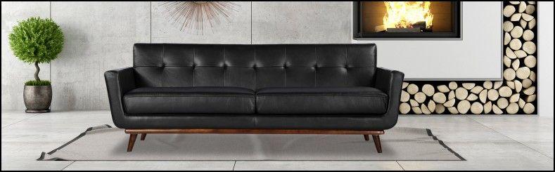 Nixon Leather Sofa