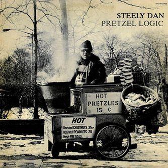 Steely Dan Albums Steely Dan Pretzel Logic Album Cover