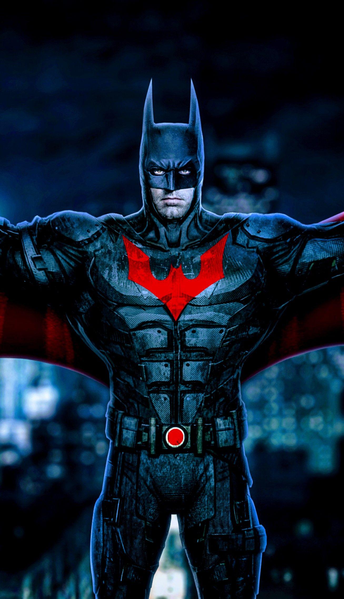 Batman Beyond Bruce Wayne Batman Wallpaper Mobile Wallpaper Iphone Iphone Wallpaper