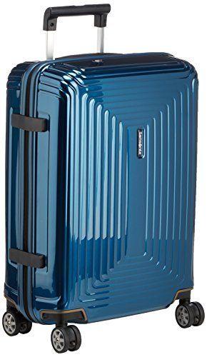 Samsonite Neopulse Suitcase 4 Wheel Spinner 55 Centimeter
