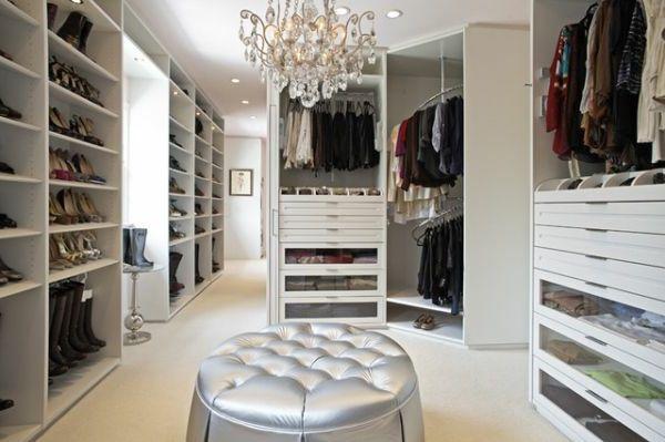 Begehbarer kleiderschrank ideen verschiedene designs und hohe qualit t home sweet home - Begehbarer kleiderschrank design ...