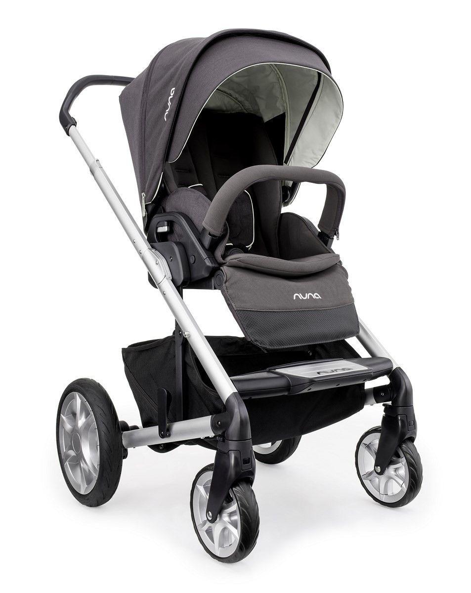 Nuna Mixx Stroller - Slate #babystroller #babyregistry