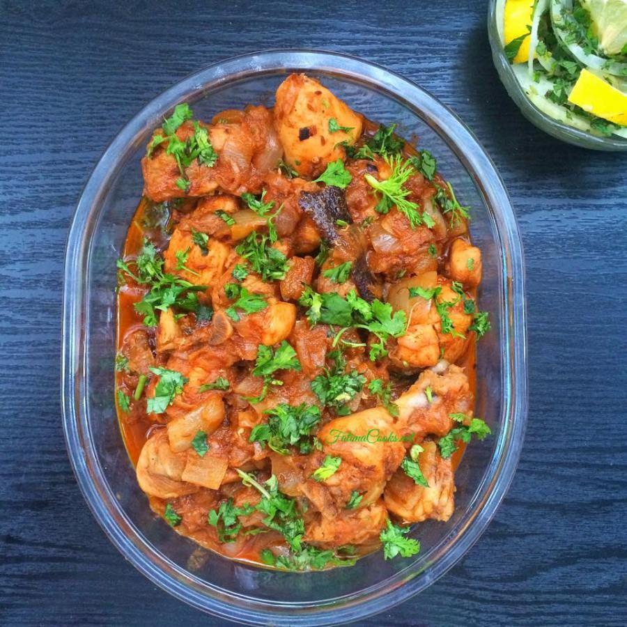 recipe: chicken dopiaza recipe bengali [18]