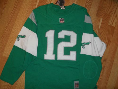 buy online 63c7a c8100 Details about Mitchell & Ness EAGLES Randall Cunningham NFL ...