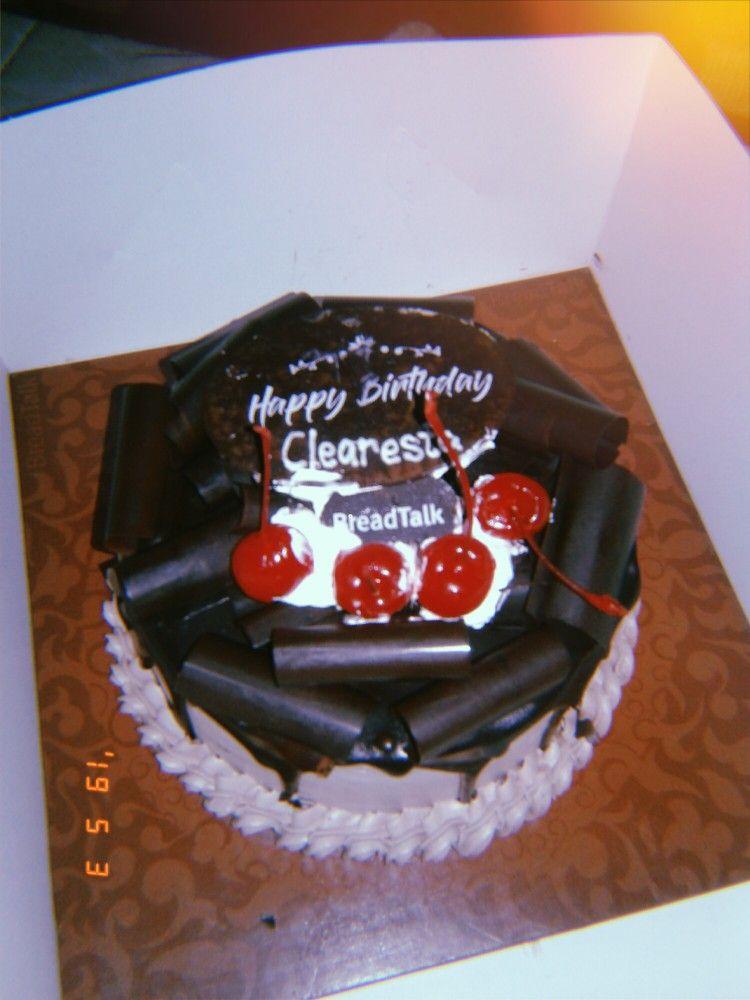 Birthday Cake Kafe
