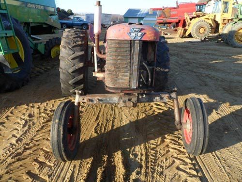 Massey Ferguson 65 tractor. Salvaged for used parts. Call 877-530-4430 for parts. All States Ag Parts.