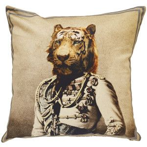 Tiger Cushion | Graduate Collection