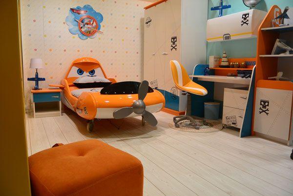 Alfemo Nun Temalı Odası Harika De Mi Disney Planes Bed Bedroom Finally A Dusty Theme That Is Actually Cool