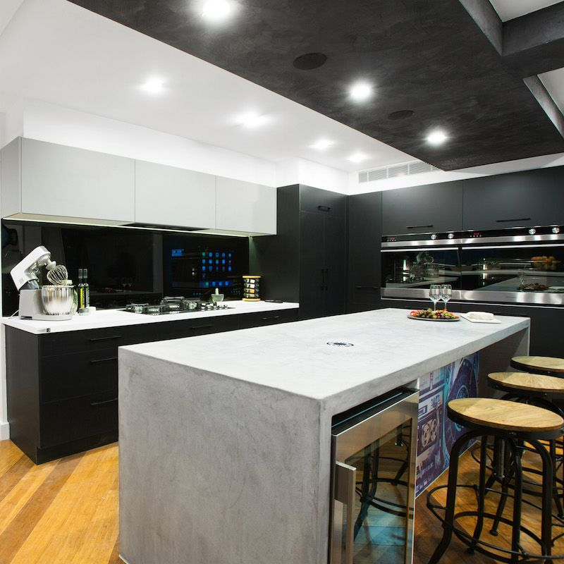 Kitchen #theblock #theblockshop