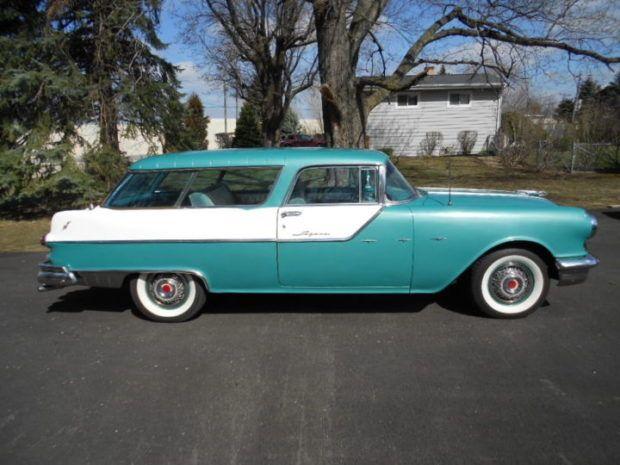 one of 3760 1955 pontiac star chief safari automotive pinterest rh pinterest com