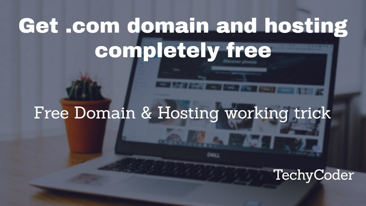 26++ How to get free domain and hosting information