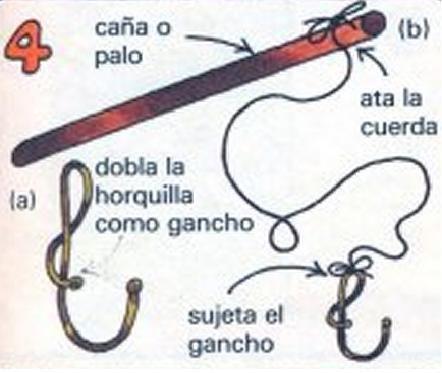 Cómo Hacer El Juego De La Caña De Pescar Canas Juegos De Pesca Caña De Pescar