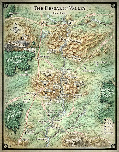 Princes of the apocalypse pinterest digital forgotten realms pota dessarin valley httpmikeschleyzenfoliop763166286e1c53b7b4 gumiabroncs Images