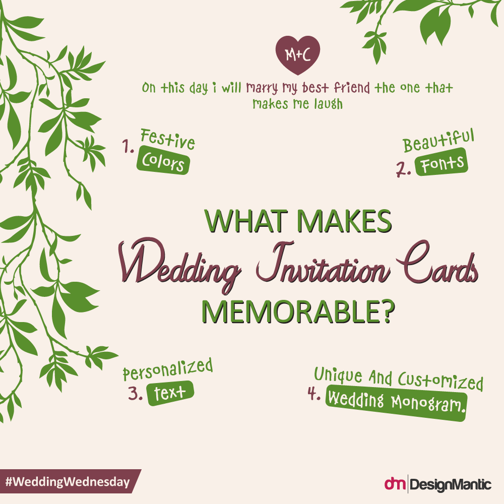 What makes wedding invitation cards memorable httpslideshare what makes wedding invitation cards memorable httpslideshare stopboris Image collections
