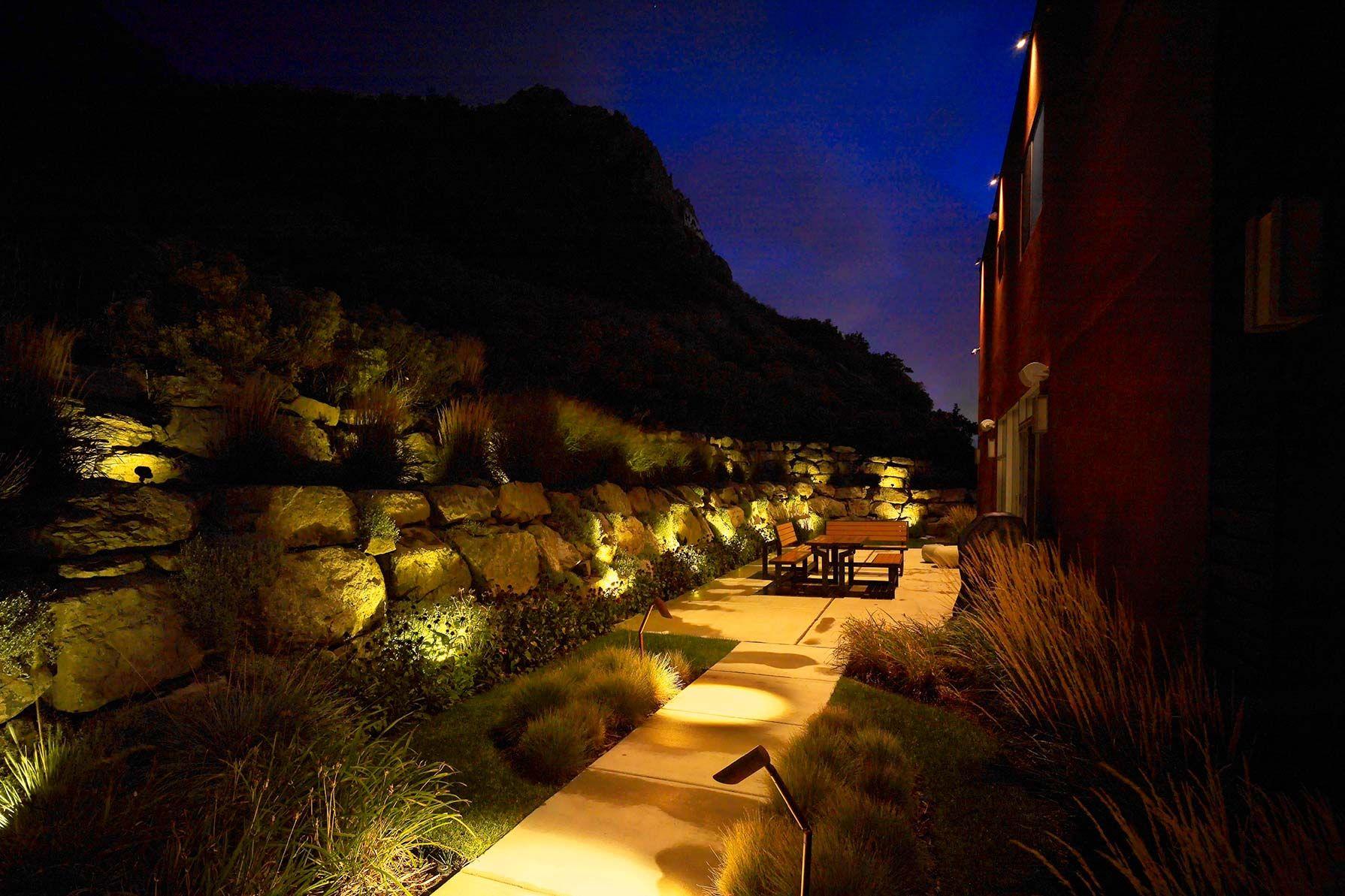 Wall And Wash Lighting Ideas Outdoor Patio Lights Landscape Lighting Deck Lighting