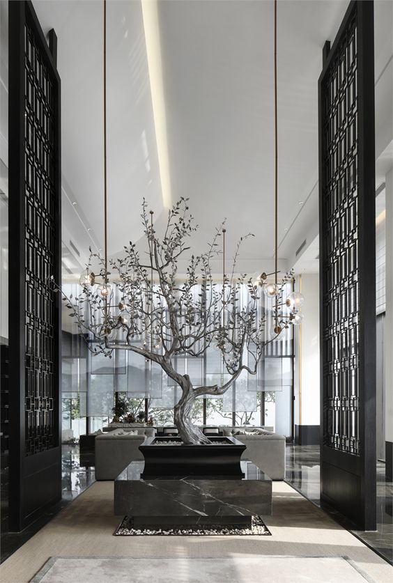 35 Luxury And Well Designed New Chinese Interior Decor Will