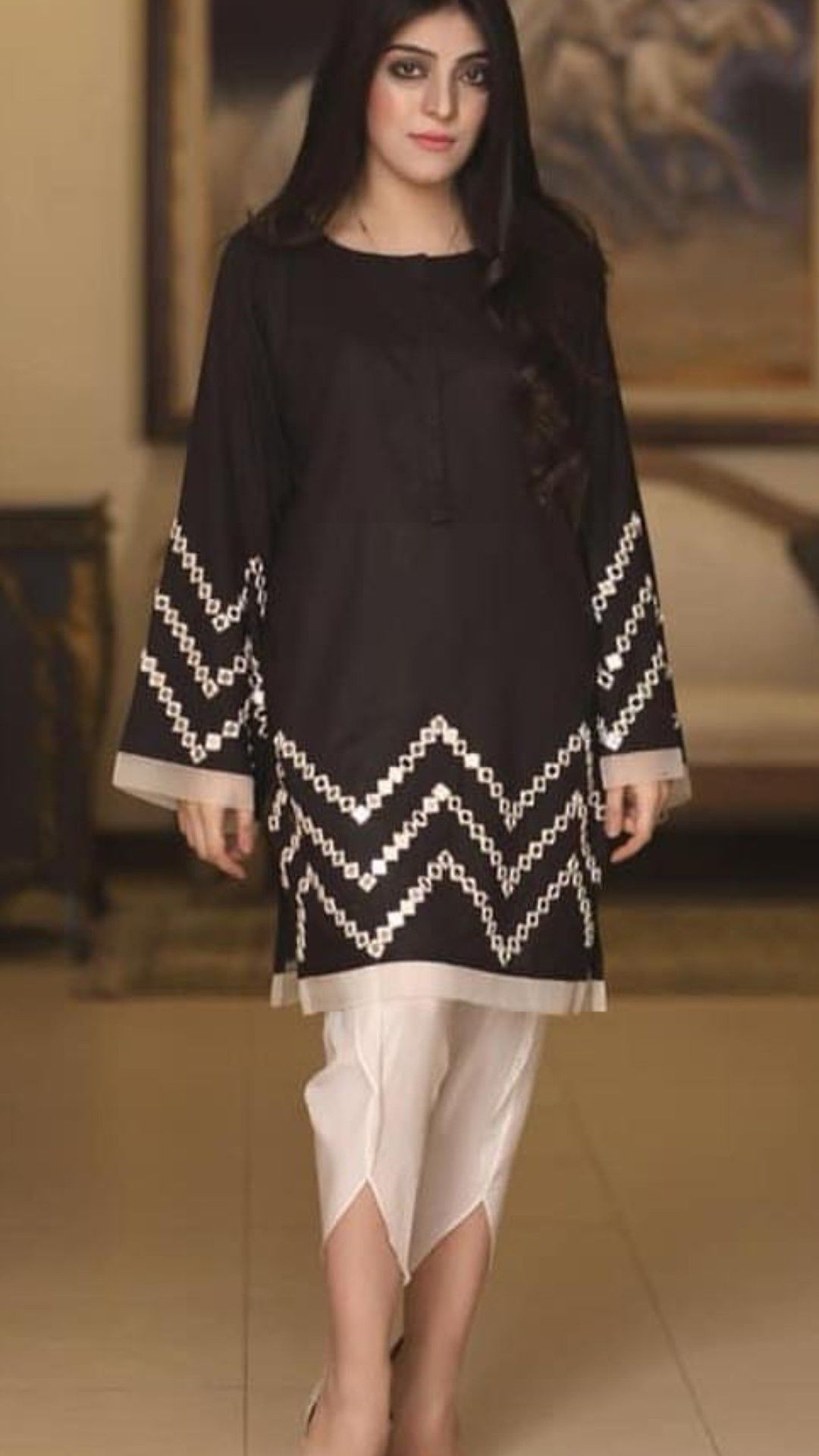 Pin By Ammar On Pakistani Dresses Simple Pakistani Dresses Pakistani Dresses Casual Stylish Dress Designs
