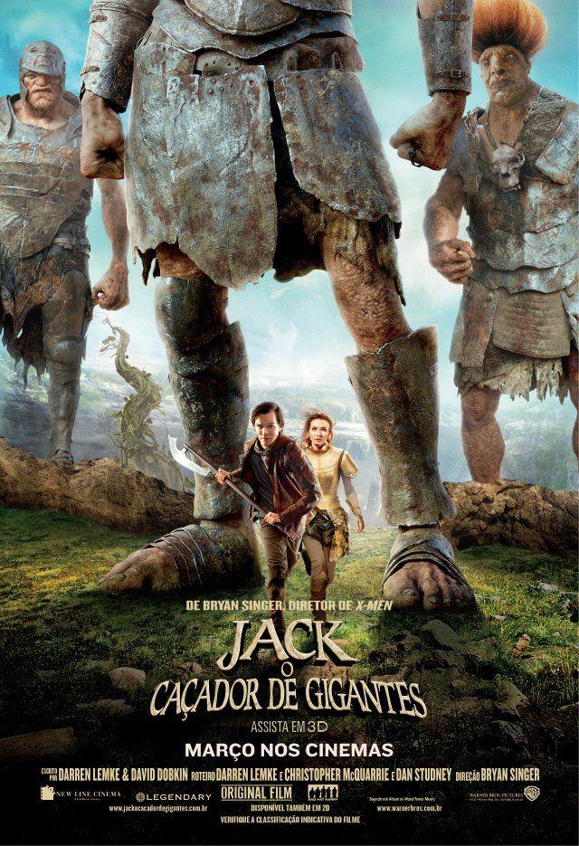 Assistir Filme Jack O Cacador De Gigantes Filme Dublado Online