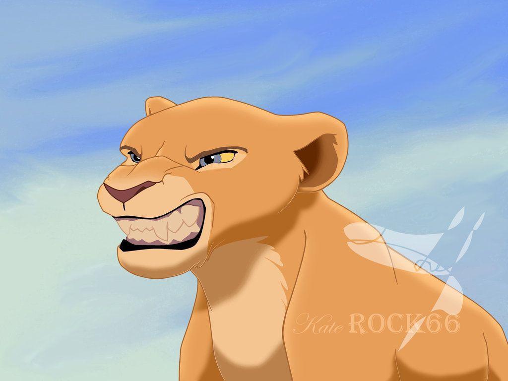 Nala S Grin By Katerock777 Nala Lion King Lion King Lion King Simba S Pride