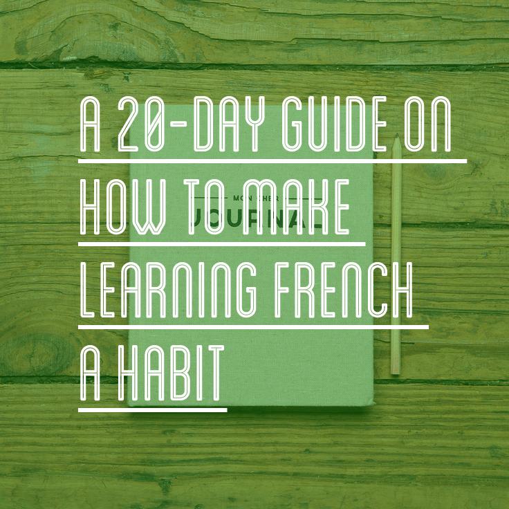 die besten 25 how to learn french ideen auf pinterest franz sisch lernen franz sische. Black Bedroom Furniture Sets. Home Design Ideas