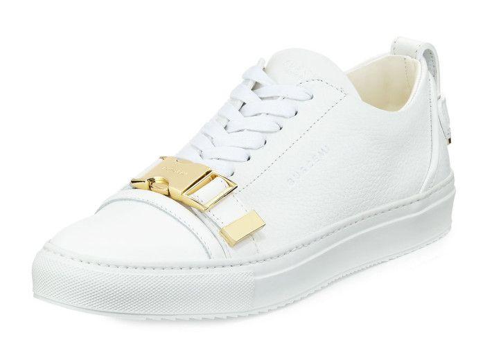 best luxury white sneakers