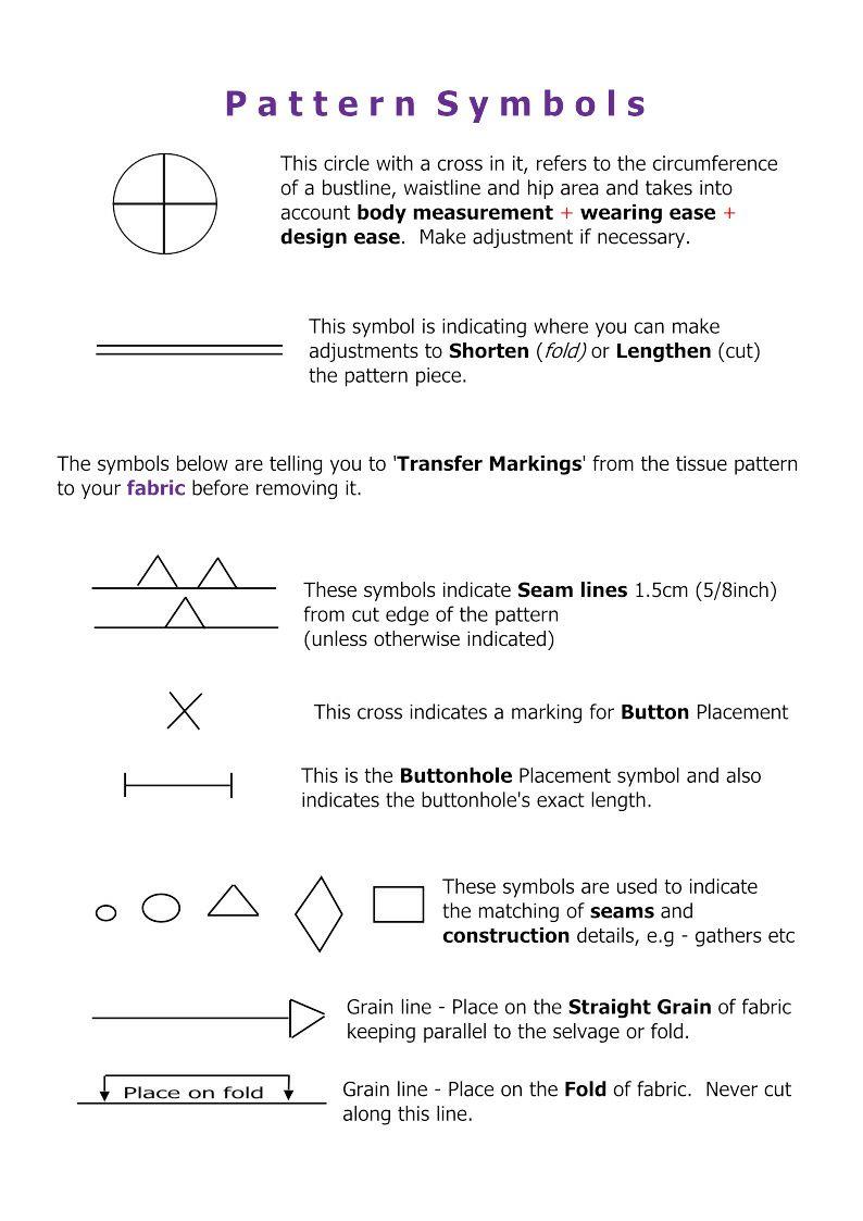 Pattern Symbols Patron