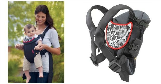 Infantino Swift Baby Carrier Just $8.88!  Down From $20!