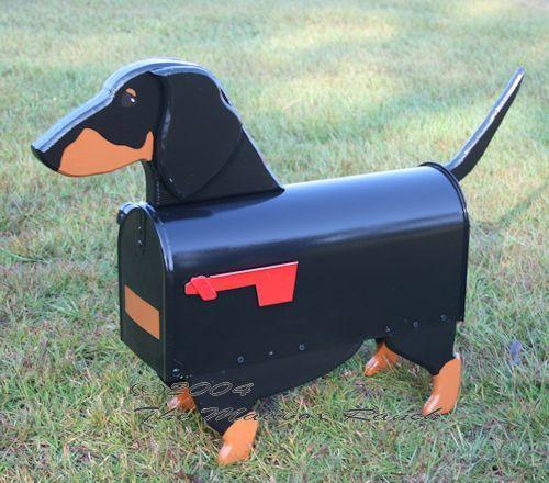 Dog Mailbox Patterns