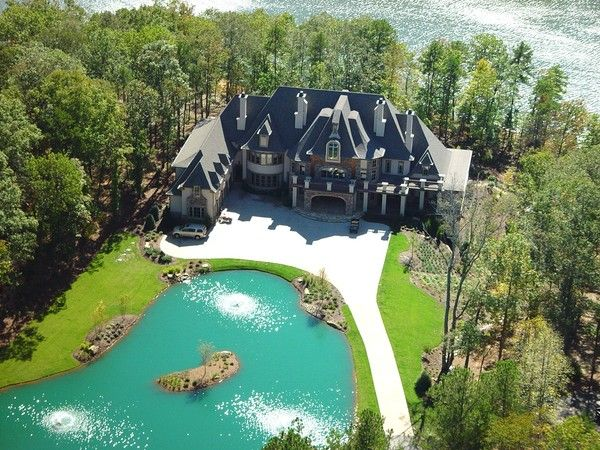 Corrineaux Estate House Plan By Archival Designs At 8920 Square Feet Pure Luxury Luxury Homes Dream Houses House Plans Dream House Exterior