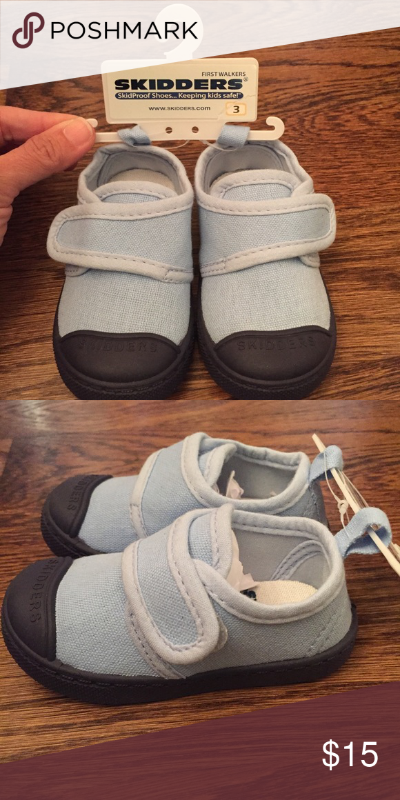 Baby/Walker Boys Skidders Shoes Size 3