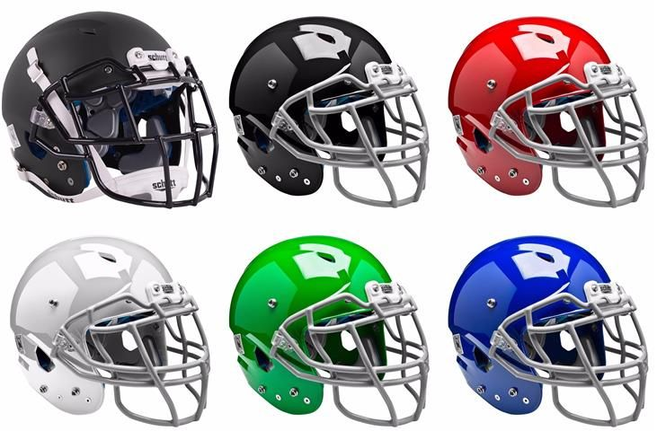 new football helmets to prevent concussions