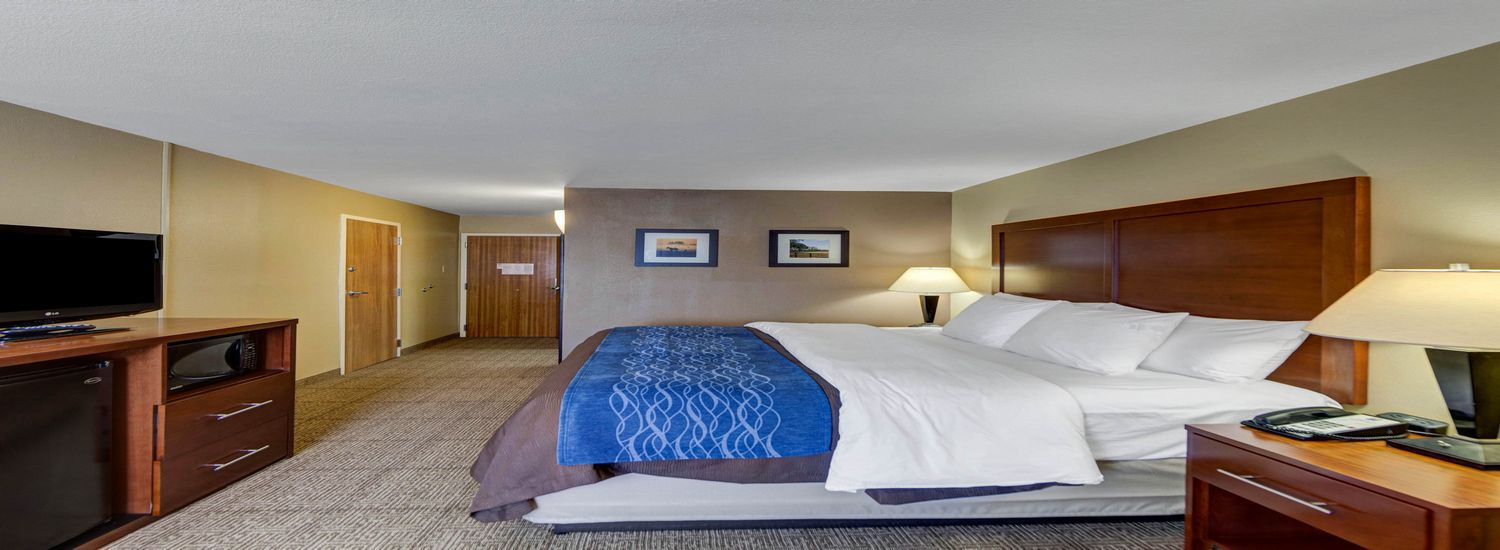 This petfriendly hotel near Plano Convention Center is