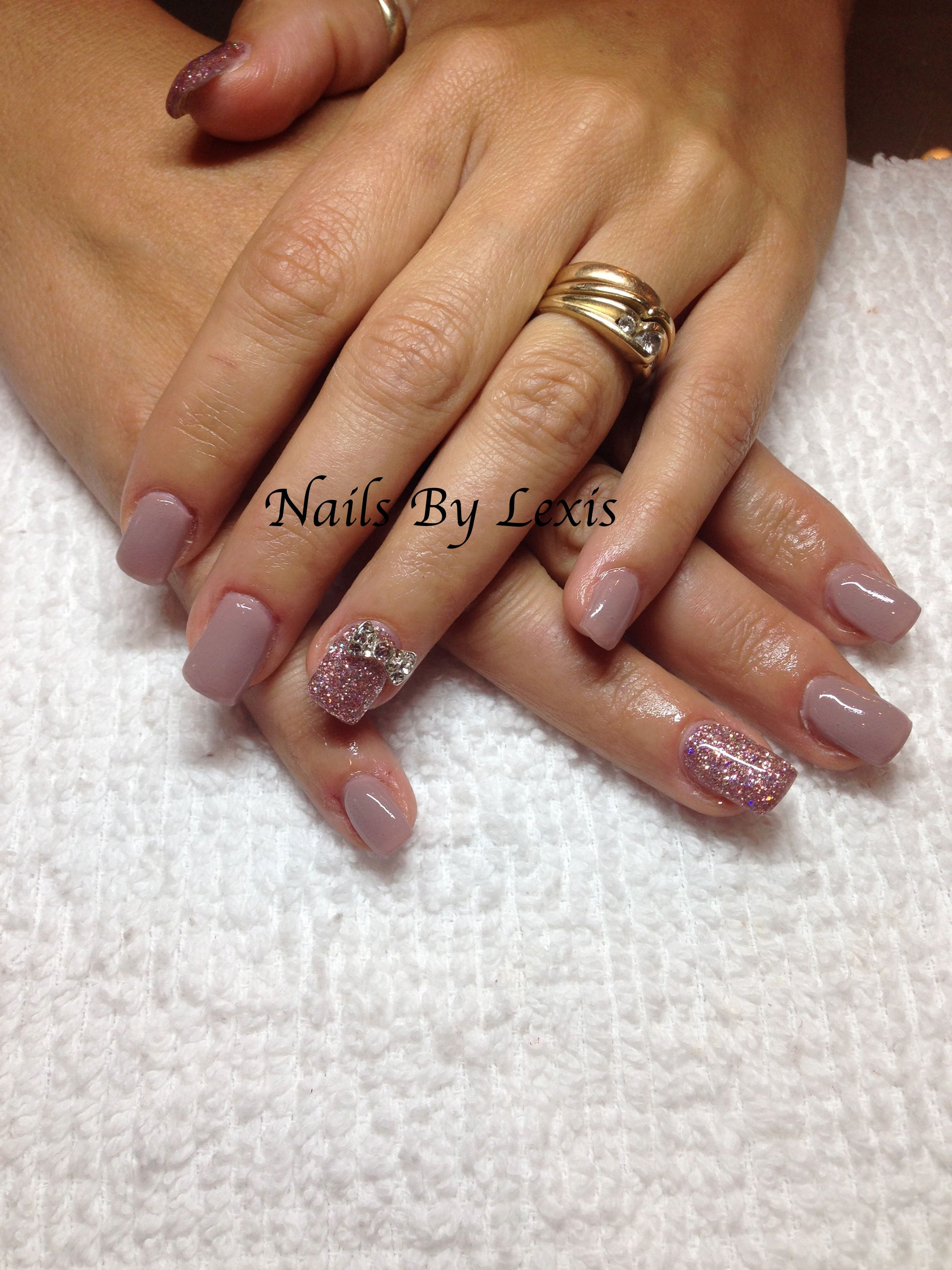 Fuzion Gel Nails | Nails | Pinterest