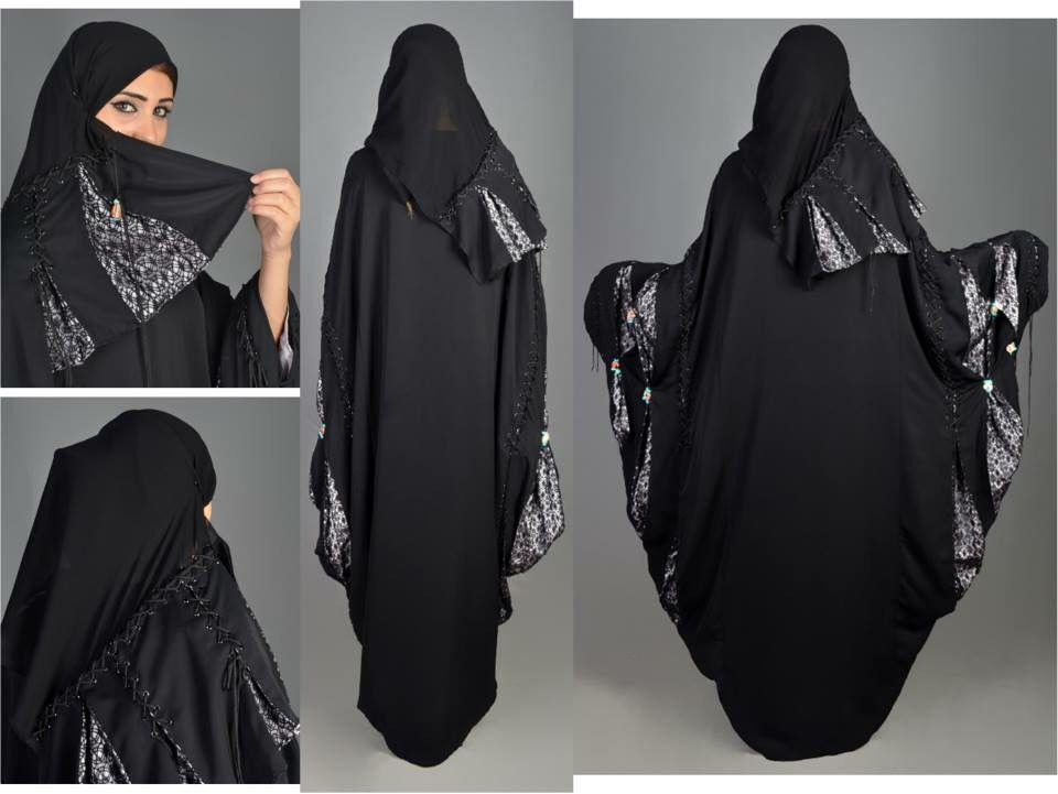 السعر Price 250jd 352 5 عباءة صدفتي اللؤلؤية من فئة عباءات السهرة من مجموعة الحديقة المنسوجة م ر ف ق ة مع شال أسود الأق Fashion Nun Dress Dresses