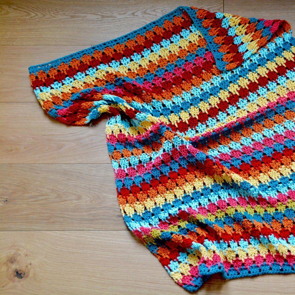 The Larksfoot Blanket Crochet Pattern By Hannah Cross Jans Free