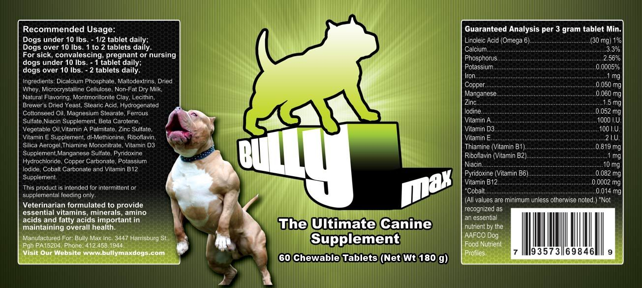 Bully max muscle builder muscle builder bully max bullying