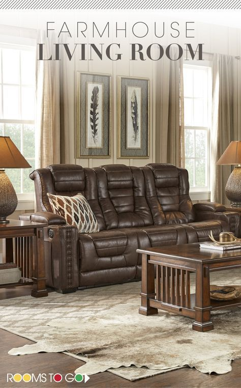 Eric Church Highway To Home Chief Brown 3 Pc Living Room