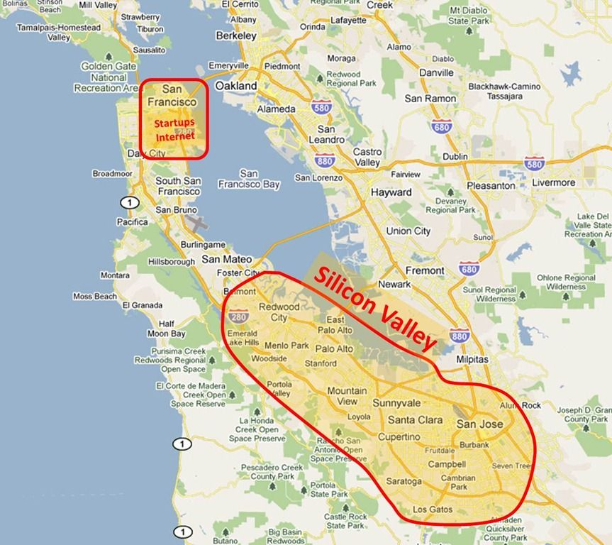 Why Silicon Valley Works