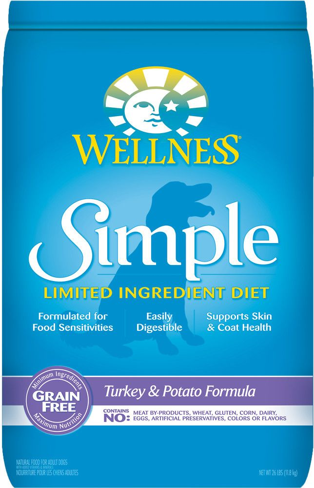 Jake S Food Wellness Simple Limited Ingredient Diet Grain Free