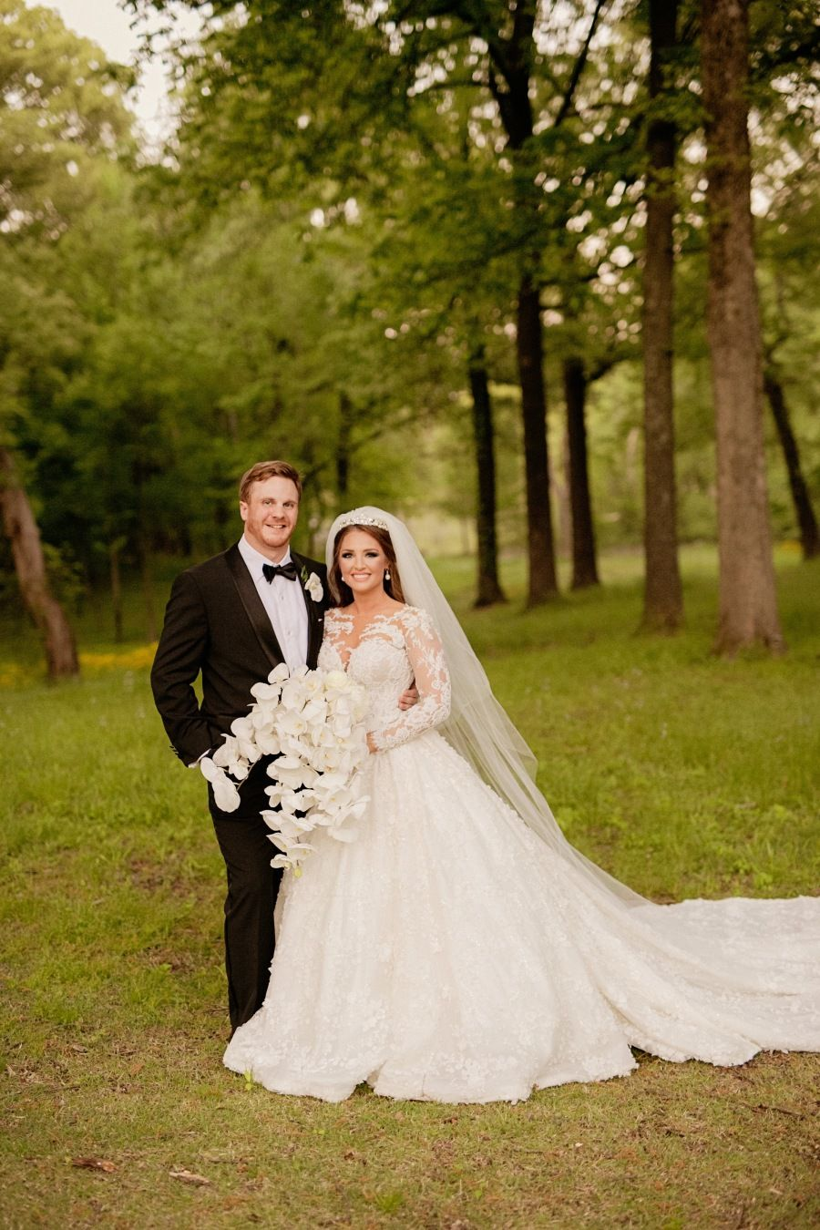 Collins Tuohy of The Blindside Shares Her Wedding Day Wedding