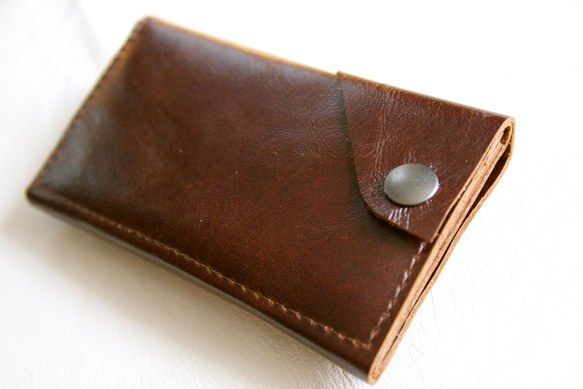 The Mini Wrap Wallet