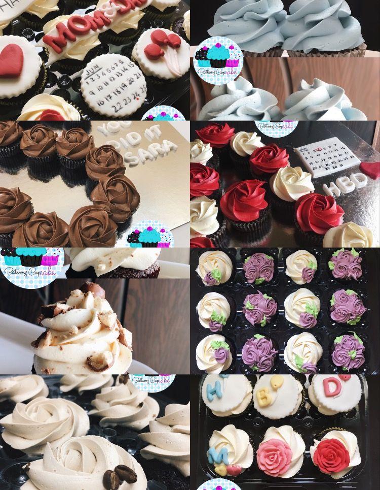 معلومات عن الاإعلان كب كيك بأشكال جميلة تناسب كل الأذواق و جميع المناسبات نكهات مختلفة و ألوان رائعة وجذ ابة و بأسعار في متناول Food Desserts Journal