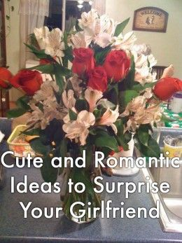 surprise dates for your girlfriend