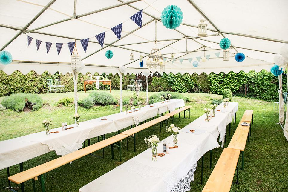Taufkirchtag Naturlich Schone Taufe Im Landhaus Stil Hochzeit