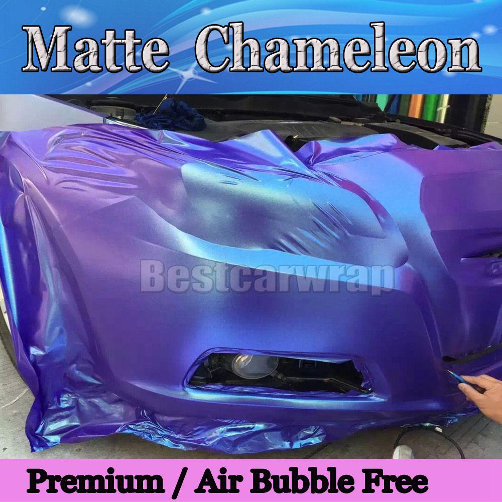 Aliexpress Com Buy Starlight Chameleon Matte Metallic Vinyl Wrap Purple Blue With Air Bubble Free Cast Car Vehicle Styl Vinyl Wrap Car Wall Stickers Sports [ 1000 x 1000 Pixel ]