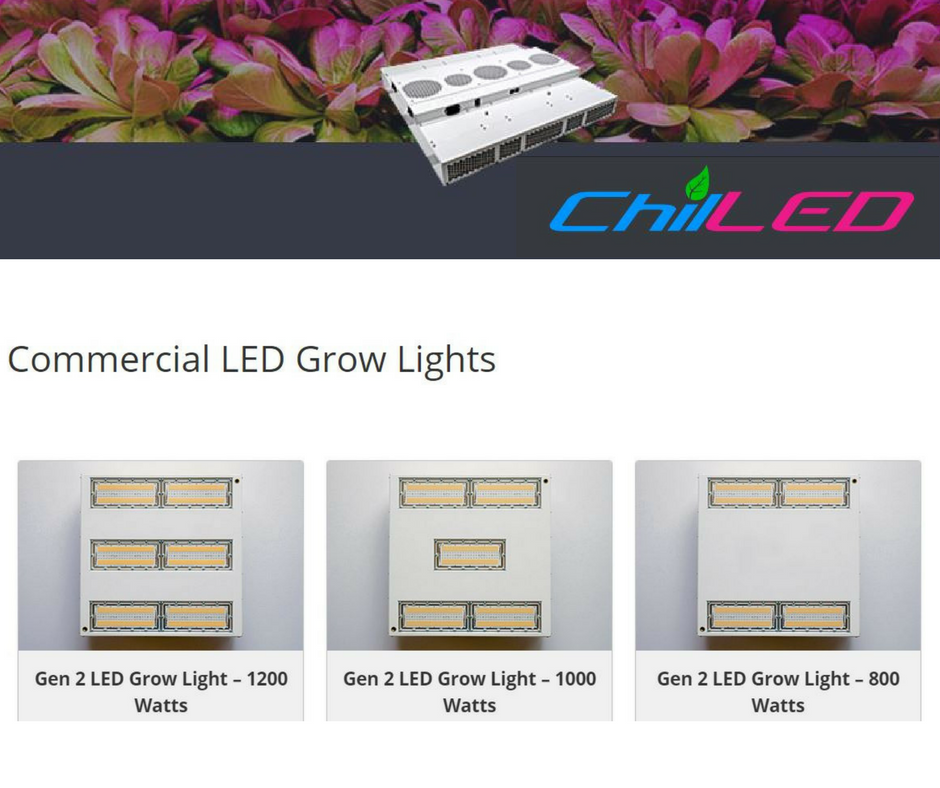 Commercial Grower Trial Program Led Grow Lights Grow Lights Start Up Business