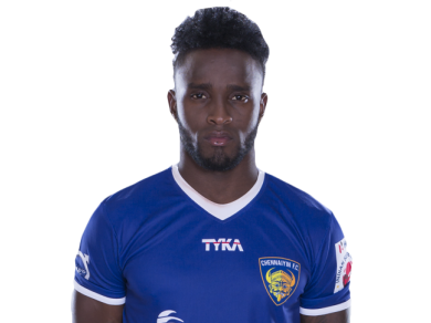 John Stiven Mendoza Valencia - Forward, Chennaiyin FC   ISL Player Profile